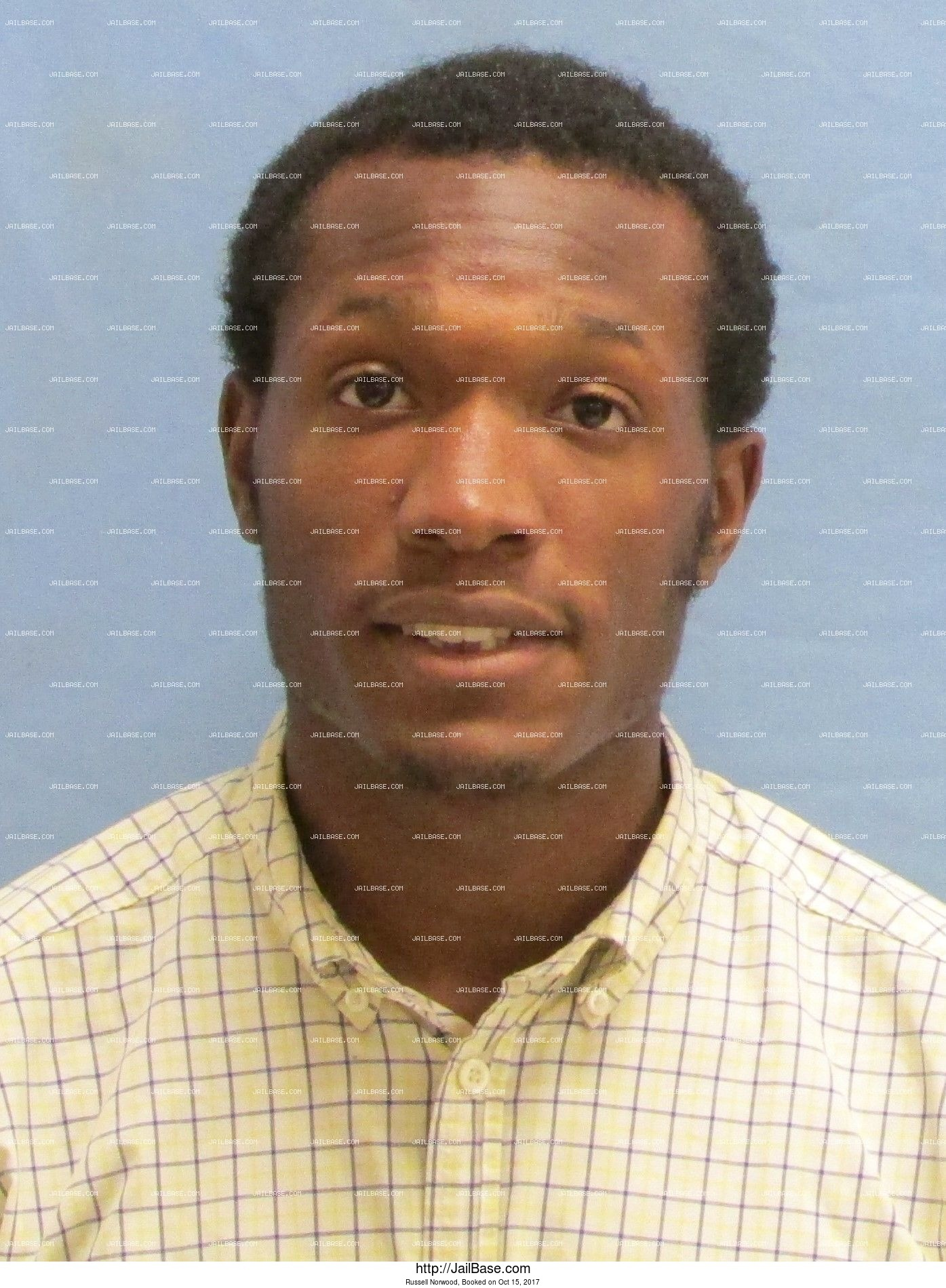 Russell Norwood mugshot picture