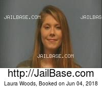 LAURA WOODS mugshot picture
