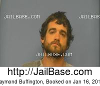 RAYMOND BUFFINGTON mugshot picture