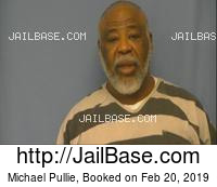 MICHAEL PULLIE mugshot picture