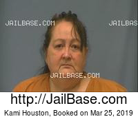 KAMI HOUSTON mugshot picture