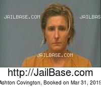 ASHTON COVINGTON mugshot picture
