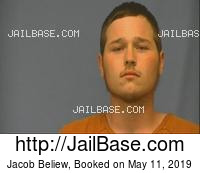 JACOB BELIEW mugshot picture
