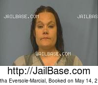 MARTHA EVERSOLE-MARCIAL mugshot picture