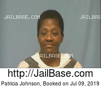 PATRICIA JOHNSON mugshot picture