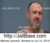 MICHAEL JOHNSON mugshot picture