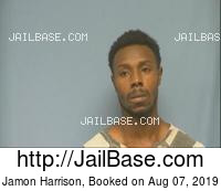 JAMON HARRISON mugshot picture