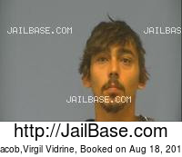 JACOB,VIRGIL VIDRINE mugshot picture