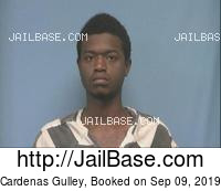 CARDENAS GULLEY mugshot picture