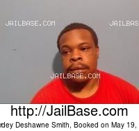 DECORDEY DESHAWNE SMITH mugshot picture