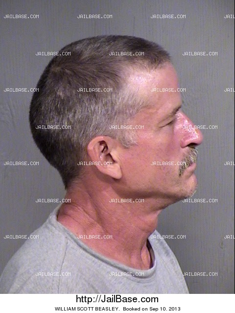 william scott beasley mug shot image