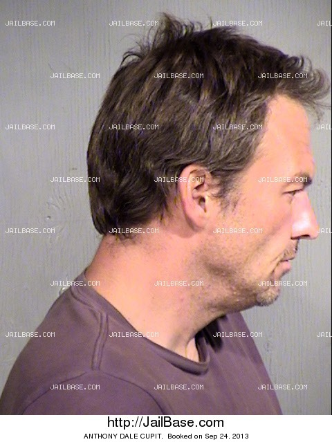 anthony cupit mug shot image