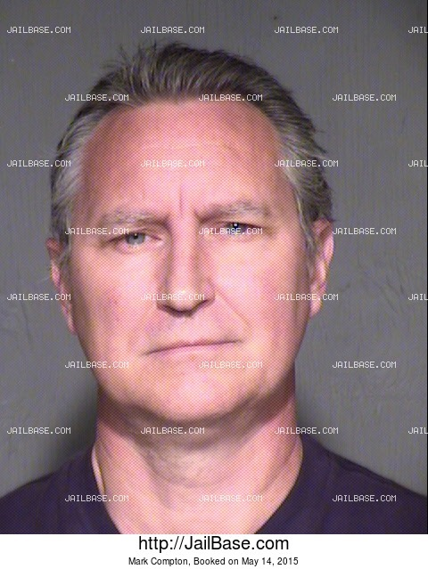 MARK COMPTON mugshot picture