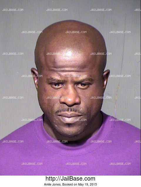 AMILE JONES mugshot picture