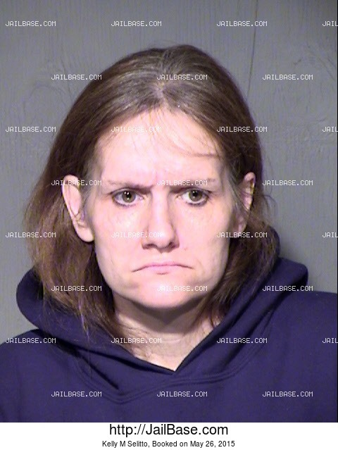 KELLY M SELITTO mugshot picture