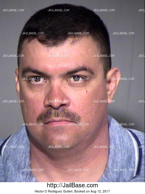 Hector O Rodriguez Gutierr mugshot picture