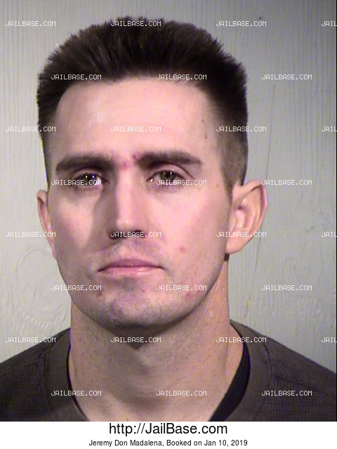 Jeremy Don Madalena mugshot picture