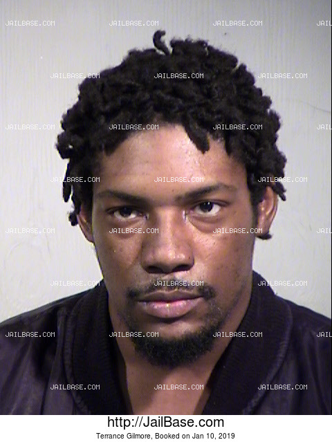 Terrance Gilmore mugshot picture