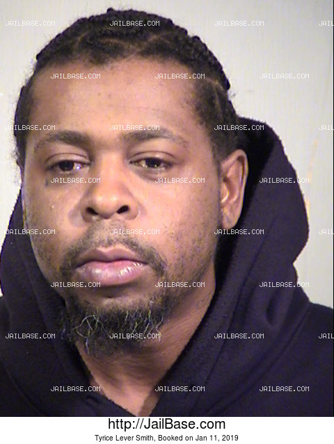 Tyrice Lever Smith mugshot picture