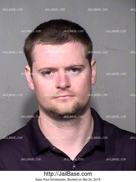 Sean Paul Schabacker | Arrested on March 24, 2019 | JailBase