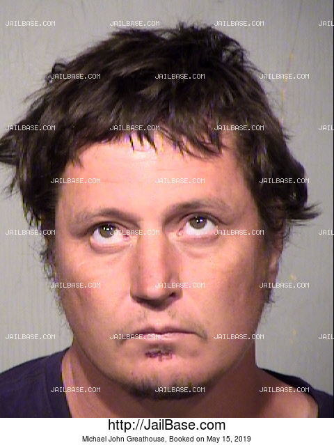 Michael John Greathouse mugshot picture