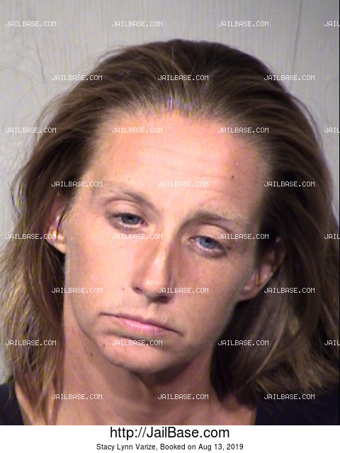 Stacy Lynn Varize mugshot picture