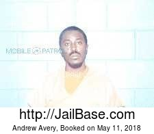 Andrew Avery mugshot picture