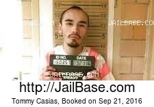 Tommy Casias mugshot picture