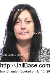 Tiffany Chanslor mugshot picture
