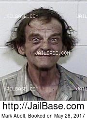 Mark Abolt mugshot picture
