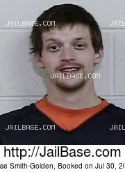 Jesse Smith-Golden mugshot picture