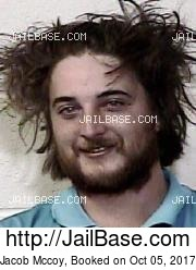 Jacob Mccoy mugshot picture