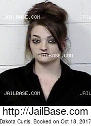 Dakota Curtis mugshot picture