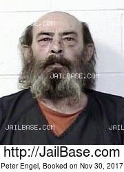 Peter Engel mugshot picture