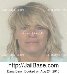 Dana Berry mugshot picture