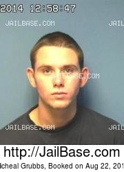 Micheal Grubbs mugshot picture