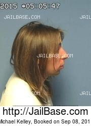 Michael Kelley mugshot picture