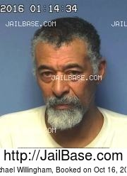 Michael Willingham mugshot picture