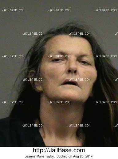 Jeanne Marie Taylor mugshot picture