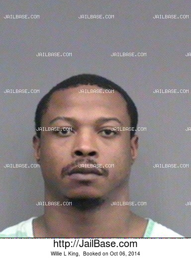 Willie L King mugshot picture