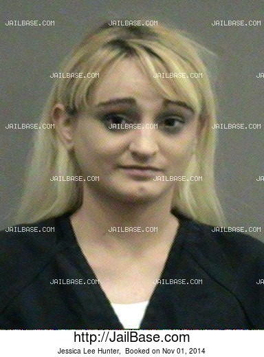 Jessica Lee Hunter mugshot picture