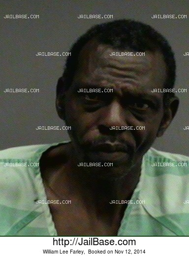William Lee Farley mugshot picture
