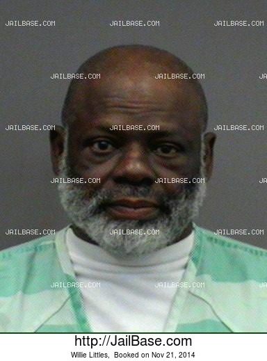 Willie Littles mugshot picture