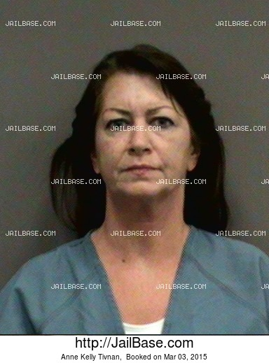 Anne Kelly Tivnan mugshot picture