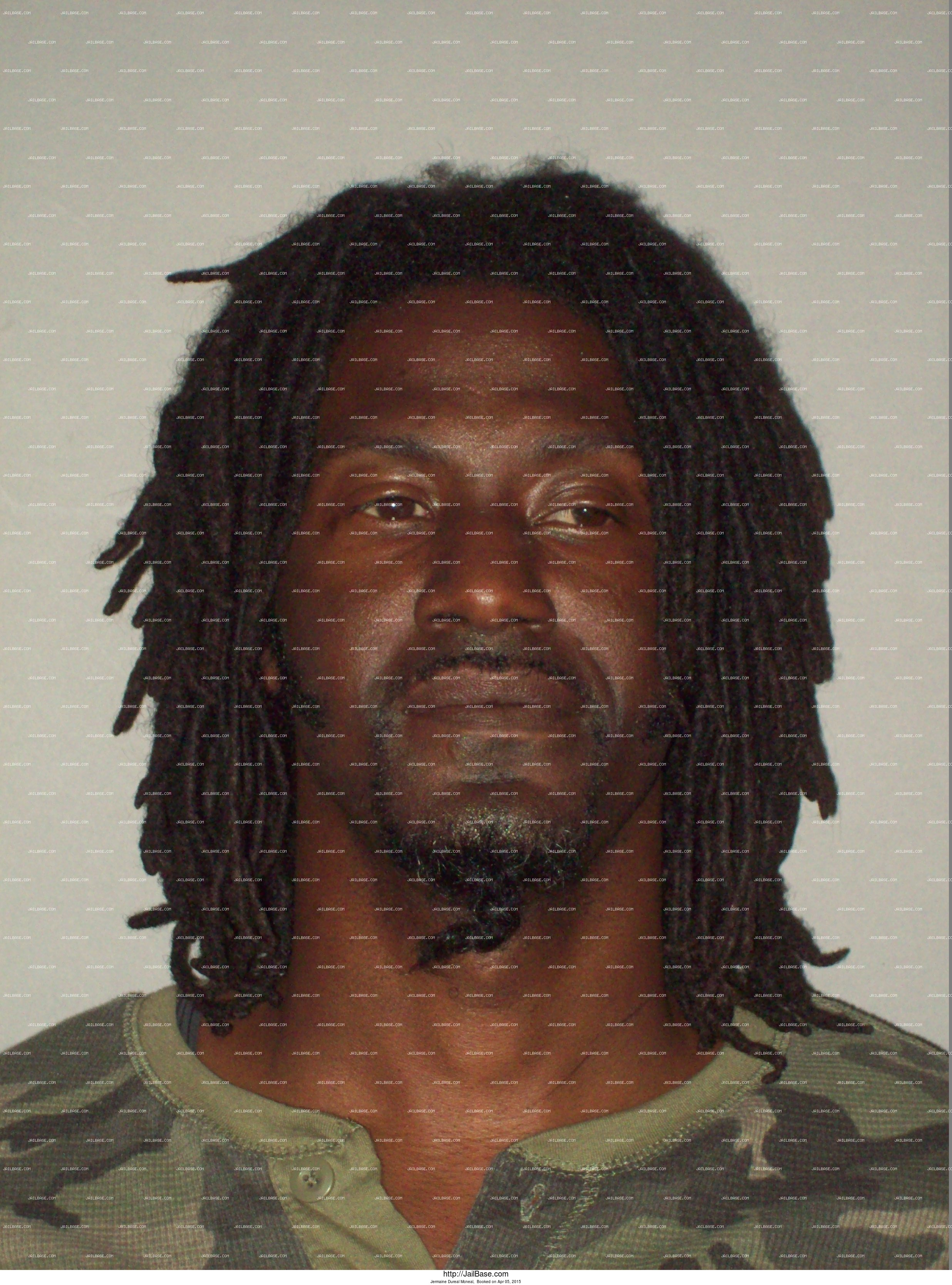 Jermaine Dureal Mcneal mugshot picture