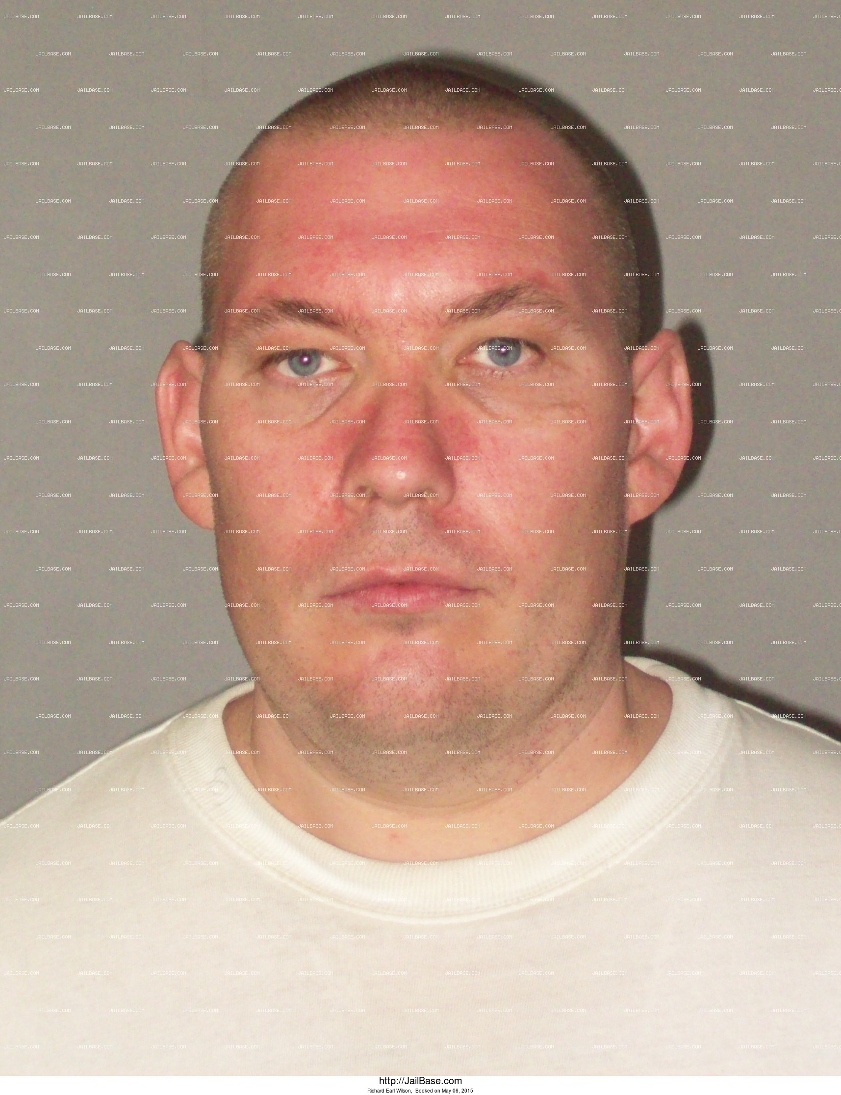 Richard Earl Wilson mugshot picture
