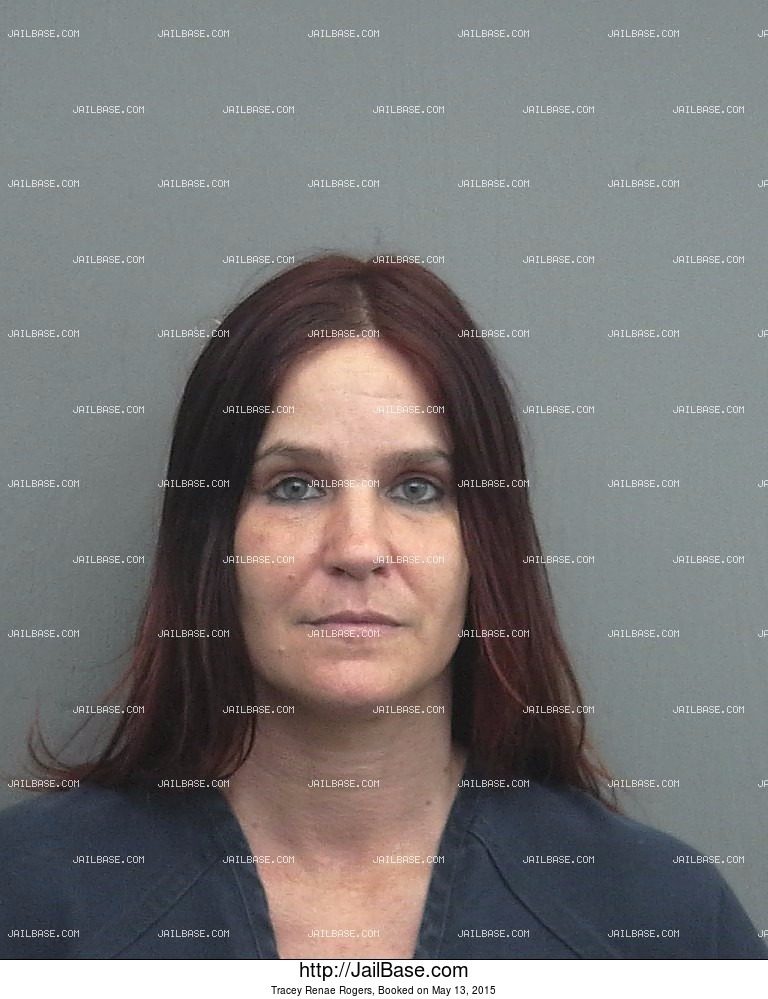 Tracey Renae Rogers mugshot picture