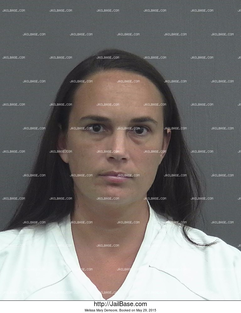 Melissa Mary Demoore mugshot picture