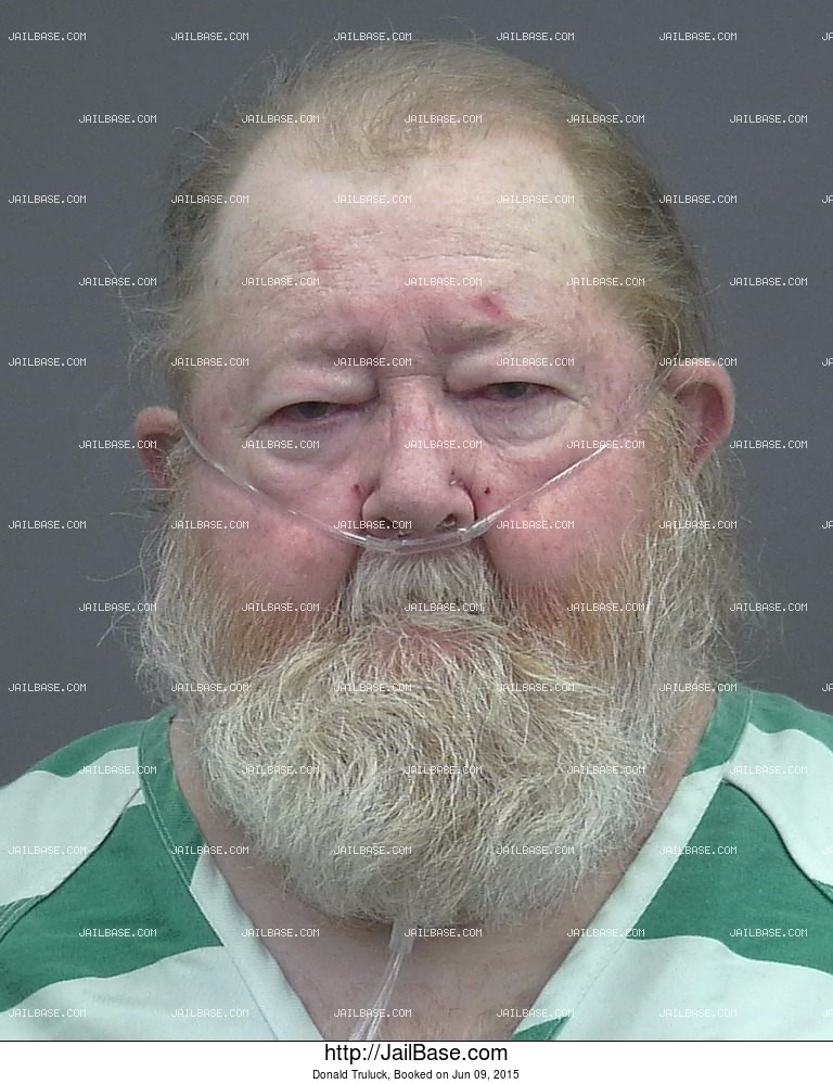Donald Truluck mugshot picture