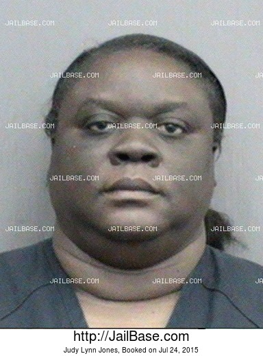 Judy Lynn Jones mugshot picture